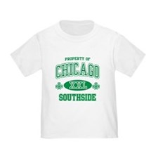 Chicago Southside Irish Toddler T-Shirt