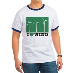 I Love Wind Ringer T