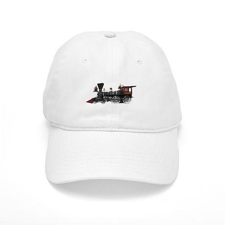 Locomotive Cap