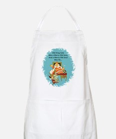 Old King Cole BBQ Apron
