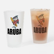 Aruba Drinking Glass
