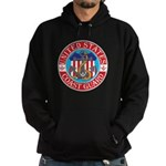Coast Guard Masons Hoodie (dark)