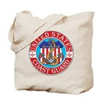 Coast Guard Masons Tote Bag