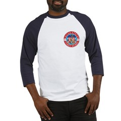 Coast Guard Masons Baseball Jersey