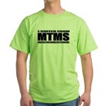 Tibetan Mastiff Green T-Shirt