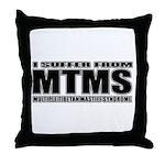 Tibetan Mastiff Throw Pillow