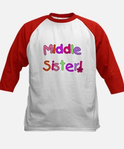 Bright Colors Middle Sister Tee