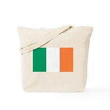 Irish Flag Tote Bag