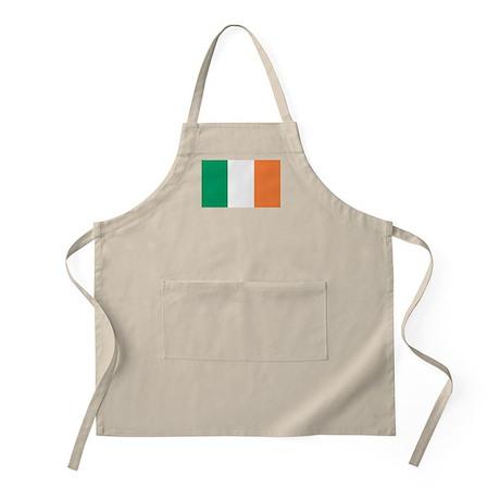 Irish Flag BBQ Apron