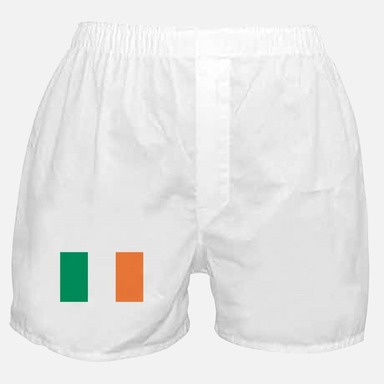 Irish Flag Boxer Shorts