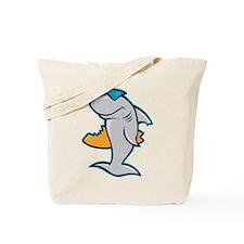 Funny California tattoo Tote Bag