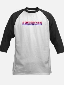 American Confederate Kids Baseball Jersey