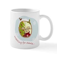 Waiting for Santa... Mug
