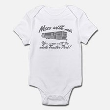 Mess With Me Infant Bodysuit