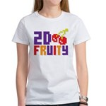 2D Fruity Women's T-Shirt