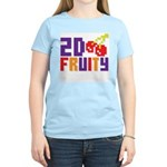 2D Fruity Women's Light T-Shirt