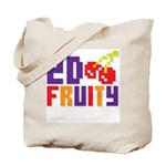 2D Fruity Tote Bag