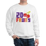 2D Fruity Sweatshirt