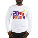 2D Fruity Long Sleeve T-Shirt