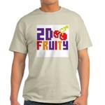 2D Fruity Light T-Shirt