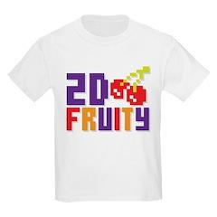 2D Fruity T-Shirt
