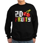 2D Fruity Sweatshirt (dark)