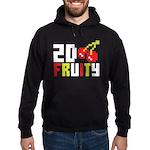 2D Fruity Hoodie (dark)