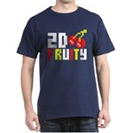 2D Fruity Dark T-Shirt