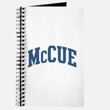 McCue Collegiate Style Name Journal