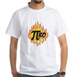 Pi Ro White T-Shirt