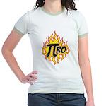 Pi Ro Jr. Ringer T-Shirt