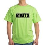 Welsh Terrier Green T-Shirt