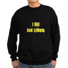 """I Will Beat Epilepsy"" Sweatshirt"