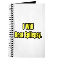 """I Will Beat Epilepsy"" Journal"