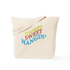 SWEET, SWEET HANGIN Tote Bag