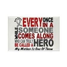 HERO Comes Along 1 Mother BRAIN CANCER Rectangle M