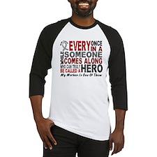 HERO Comes Along 1 Mother BRAIN CANCER Baseball Je
