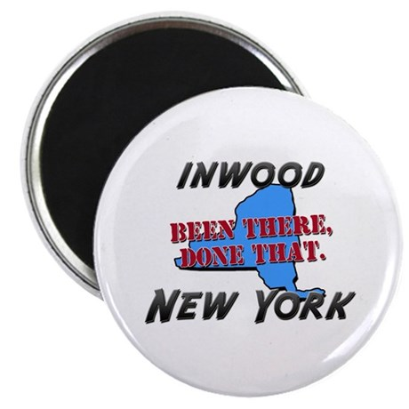 inwood new york - been there, done that Magnet