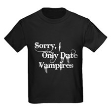 Sorry, I Only Date Vampires T