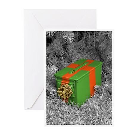 A Geocacher's Christmas Card (Pk of 10)