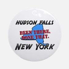 hudson falls new york - been there, done that Orna