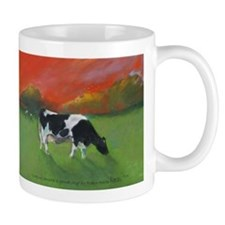 Cute Dairy cow Mug