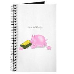 Cash is Tender Journal