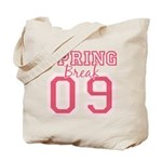Pink Spring Break 09 Tote Bag