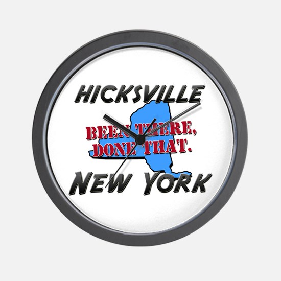 hicksville new york - been there, done that Wall C