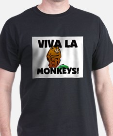 Viva La Monkeys T-Shirt