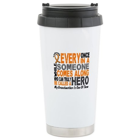 HERO Comes Along 1 Grandmother LEUK Stainless Stee