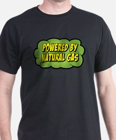 Funny Natural gas T-Shirt