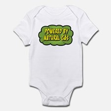 Unique Natural gas Infant Bodysuit