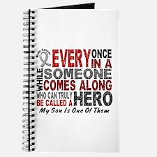 HERO Comes Along 1 Son BRAIN CANCER Journal